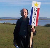 Concordia's Ronald Rudin in Acadia Photo from Concordia History Department website