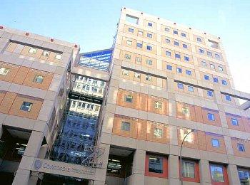 Le Département d'histoire de l'Université Concordia est situé au 10e étage du pavillon de la Bibliothèque McConnell au campus du centre-ville. Cette photo est tirée du site web de l'Université Concordia.