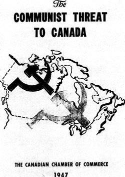 cold war in canada 1 taydon sinopoli mr c chubb social studies 11 february 7, 2017 canadian  foreign policy and the cold war following nazi germany's invasion of the.