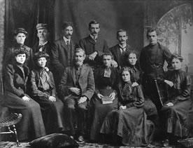 [ Bittancourt Family Portrait ]