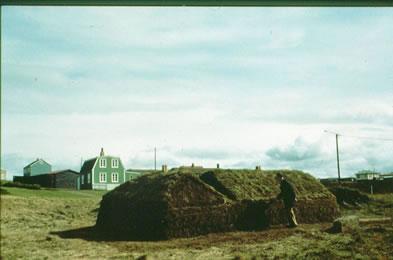 Musée en plein air d'Árbær, Reykjavik